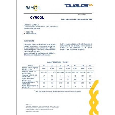 Cyrcol Hvi 68_5 Lt Idraulico