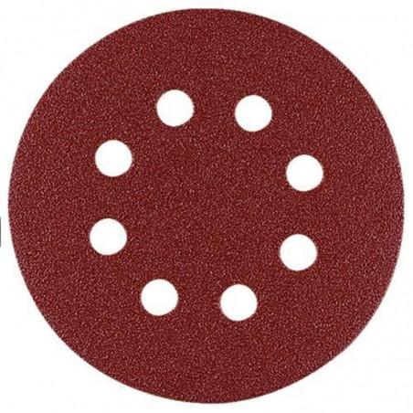 Disco Velcrato Kss 125 8l A 40