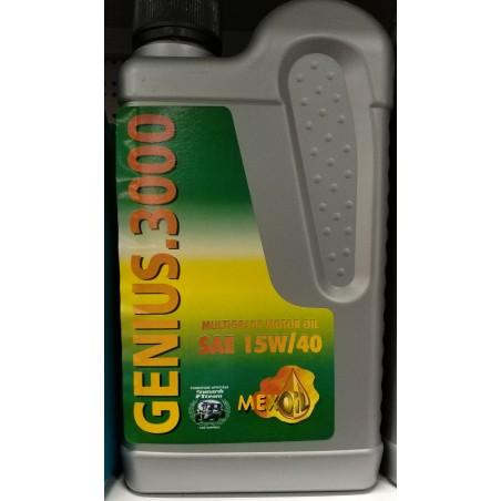 Genius 3000 15w/40_1 Lt Diesel_benzina