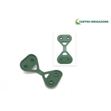 Greenbutton Clip Fermarete Plastica