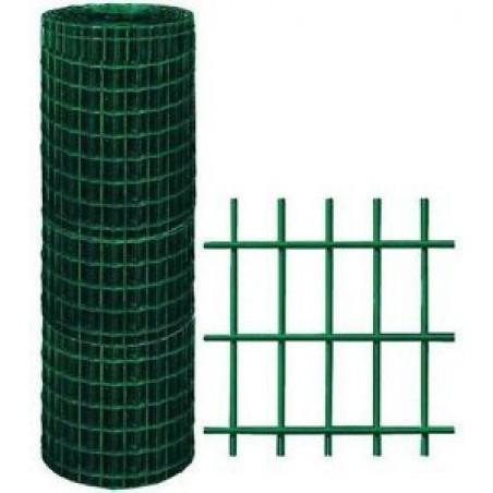 Rete Elettr Plast. H 100 Cm 75x50 Filo Mm 2,50