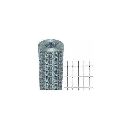 Rete Elettr H 200 Cm Zn 75x50 Filo Mm 1,60-1.70