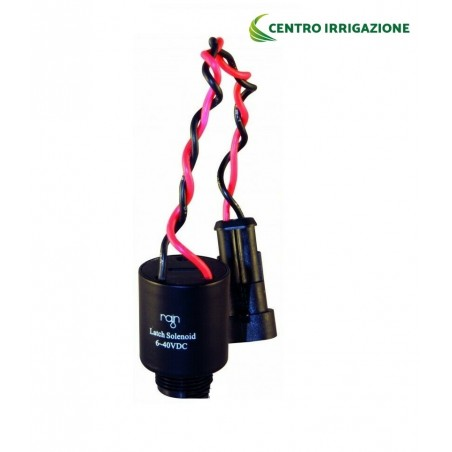 Solenoide Bistabile 9vdc Latching (centr.batteria)