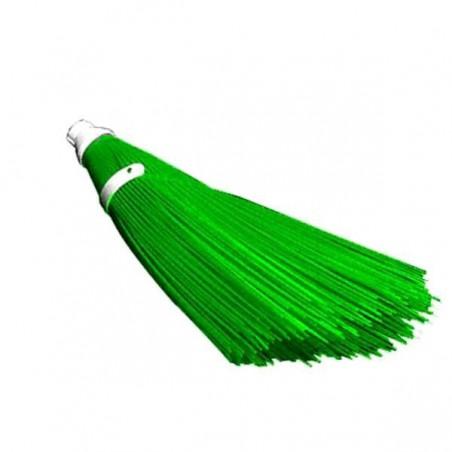 Scopa Spazzina Cm.58 Verde S/manic