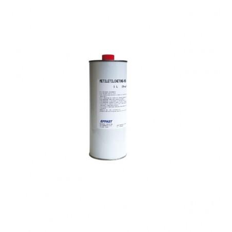 Detergente (decappante) Metiletilichetone 0,500lt