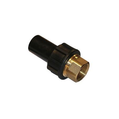 Racc Trans Elettr Pe100-sdr11 O25x3/4f