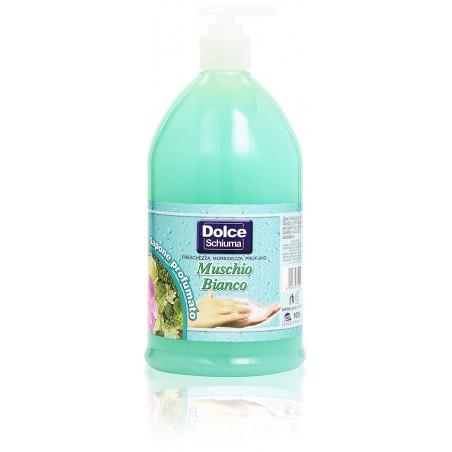 Sapone Liquido Dolce/scn Muschio 1 Lt