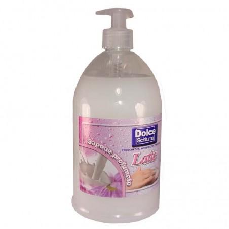 Sapone Liquido Dolce/scn Latte M/bianco 1 Lt