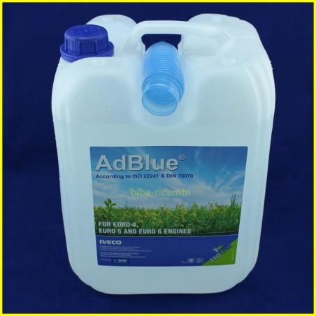 Additivo Emissione Diesel Adblue