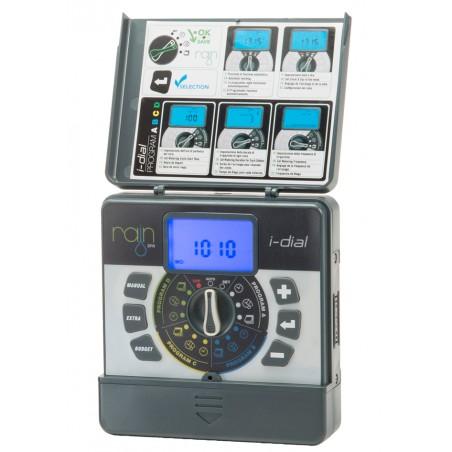 Centralina I-dial 8 Zone 24vac Interno Rain Indoor Programmatore
