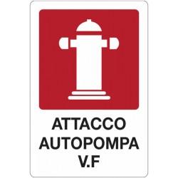 CART. INDIC.PRELIEVO AUTOPOMPA VV.F 25X31 CM