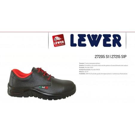 Scarpa Bassa Lewer 27205 S1 | 27215 S1p
