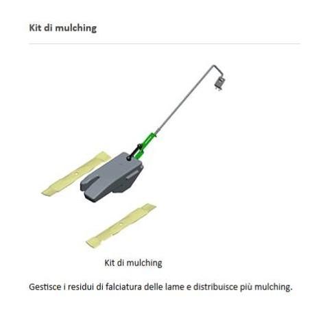 Kit Mulching Per X350r