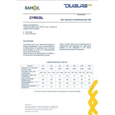 Cyrcol 32 Q8 - (tanica 20lt)
