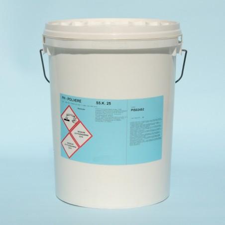 Ph Meno Granulare Secchio 10kg Piscina Trattamento Acqua