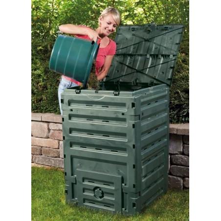 Composter Litri 300 Cm 60x60xh90