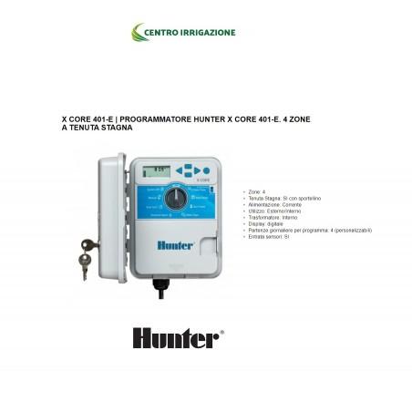 PROGRAMMATORE 4 STAZIONI ESTERNO HUNTER XC-401 PRA